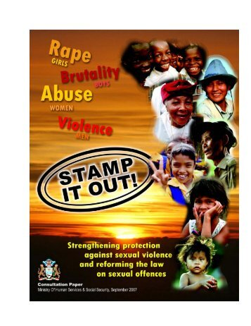 Stamp It Out! Campaign - Help & Shelter