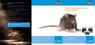 Storm Secure Leaflet - Pest Control Management - BASF