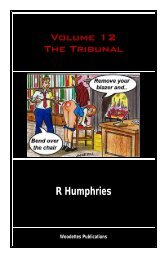 Volume 12 – The Tribunal - The Woody Back to School Unit