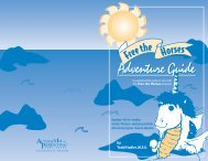 Free the Horses Adventure Guide - Active Parenting Publishers