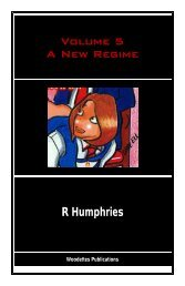 Volume 5 – A New Regime - The Woody Back to School Unit
