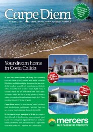 Your dream home in Costa Calida - Spanish Property