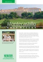 Montecastillo Golf Villas PDF - Spanish Property