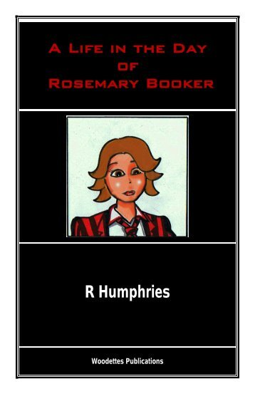 A Life in the Day of Rosemary Booker - The Woody Back to School ...