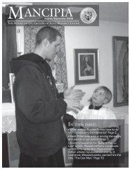 August/September - Catholicism.org