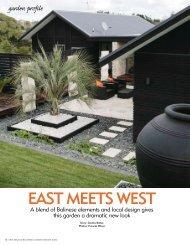 East mEEts WEst - Flourish Garden Concepts Ltd