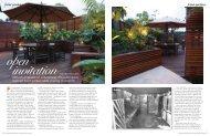 Balcony gardens Front gardens - Flourish Garden Concepts Ltd