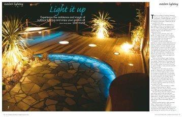 outdoor lighting outdoor lighting
