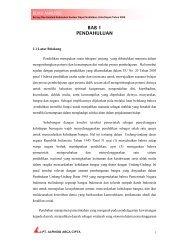buku analisis bab 1 pendahuluan - Bappeda Depok - Pemerintah ...