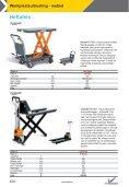 Werkplaatsinrichting (Mobiel) - Page 7