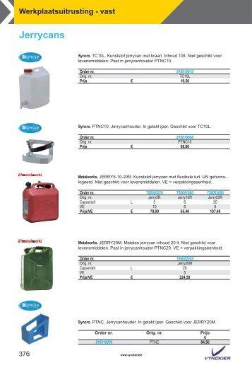 Werkplaatsinrichting (vast) - Matrho BV & Matrho Tools BV