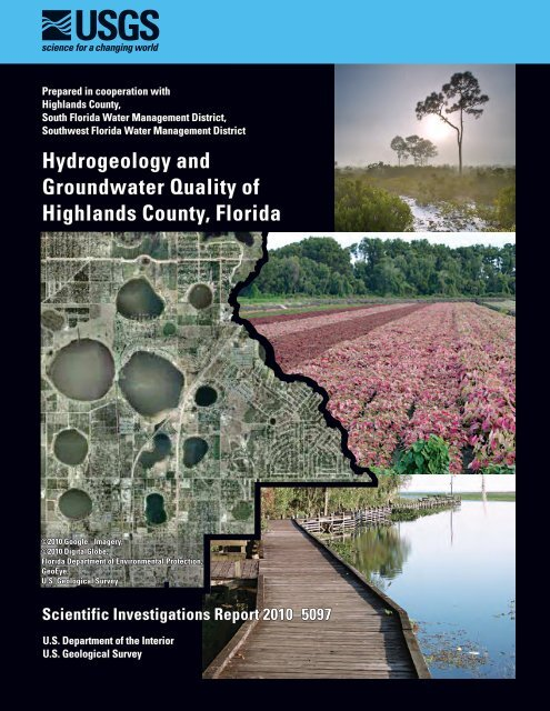 Hydrogeology and Groundwater Quality of Highlands ... - USGS