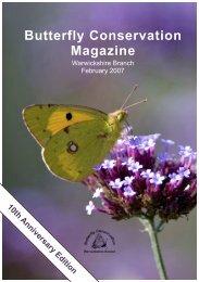 2007 Magazine Version 05.indd - Butterfly Conservation Warwickshire