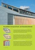 Die perfekte Lösung für Dach- und Fassadenaufbauten - DDH - Seite 4
