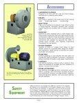 Type HP Pressure Blowers - New York Blower - Page 4
