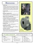 Type HP Pressure Blowers - New York Blower - Page 5