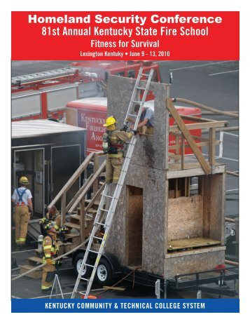 electronic brochure - Buechel Fire Protection District