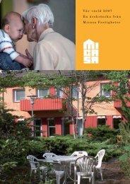 Vår värld 2007 En årskrönika från Micasa Fastigheter