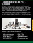 Productos IPD para Caterpillar® 3508/3512/3516/3524 - from IPD - Page 3