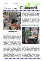 Ausgabe November