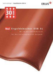 Ergoldsbacher E58 SL - Erlus