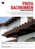 ALUMINIUM-DACHENTWässERUNg VoN PREFA - Seite 2
