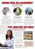 PREFA Dachrinnen aus farbbeschichtetem Aluminium - Seite 2