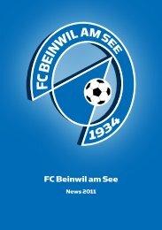 wir drucken [fast] alles. - FC Beinwil am See