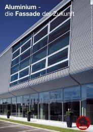Aluminium - die Fassade der Zukunft