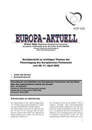 Europa-Aktuell April 2002 - Reimer Böge, MdEP