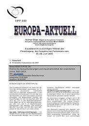 Europa-Aktuell Juni 2005 - Reimer Böge, MdEP