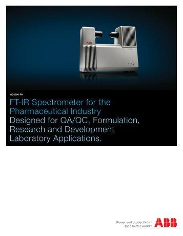 MB3000-PH FT-IR - CEM Specialties Inc.