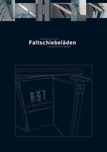 Faltschiebeläden - blue-s Holzfenstersanierung