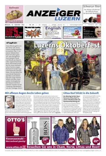 Luzerns Oktoberfest