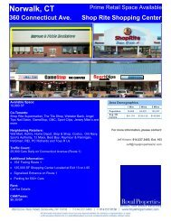 Norwalk, CT - Royal Properties, Inc.