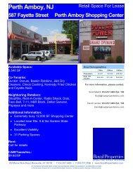 Perth Amboy, NJ - Royal Properties, Inc.