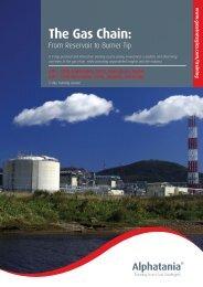 The Gas Chain: - Gas Strategies