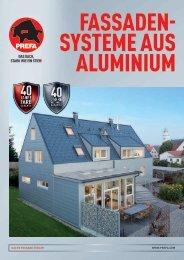 Dach | fassaDe | solar www.prefa.com