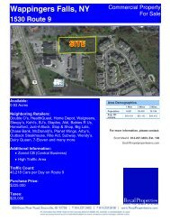 1530 Rte 9 Wappingers Falls NY - Royal Properties, Inc.