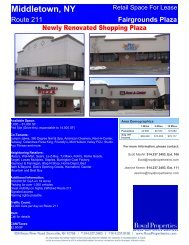 Middletown, NY - Royal Properties, Inc.