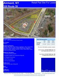 Airmont, NY 320 Route 59 - Royal Properties, Inc.