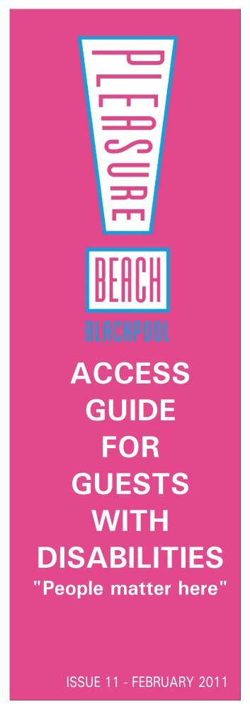 Download Disabled Access Guide (PDF)