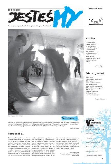 Format Pdf Rozmiar Pliku 866 Kb Teatr Grodzki