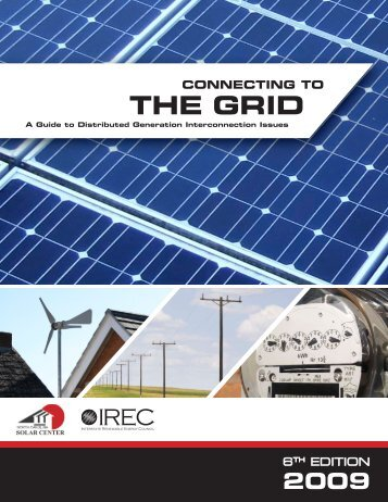 Connecting to the Grid - Interstate Renewable Energy Council