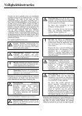 Gebruikershandleiding Opera tillift - Page 5