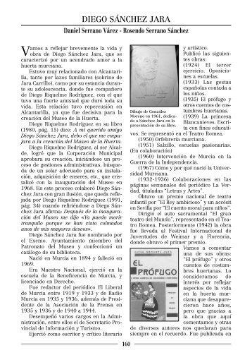 DIEGO SÁNCHEZ JARA - Revista Cangilón