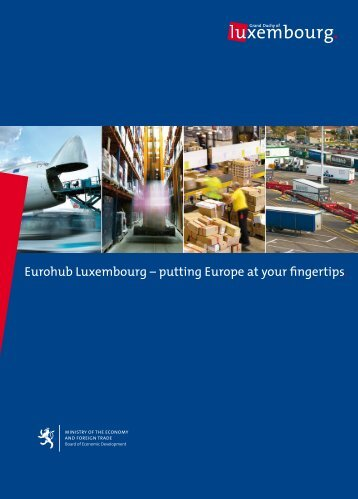 Eurohub Luxembourg – putting Europe at your fingertips.