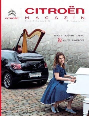 Otevřít - CITROËN Magazín
