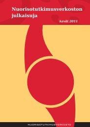 Nuorisotutkimusverkoston julkaisuja - Nuorisotutkimusseura