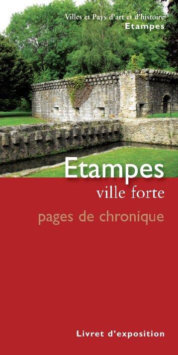 Etampes Etampes - Corpus étampois